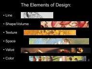 Elements and principles of design - MichaelAldana.com