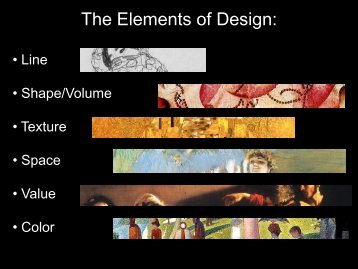Elements and principles of design - MichaelAldana.com
