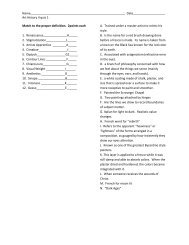 Art hist 2 quiz 1 elements and principles up to inter goth ANSWERS ...
