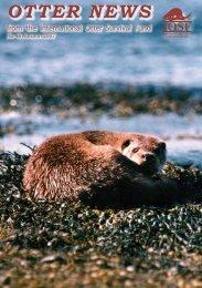 Newsletter (OtterNews48) - The International Otter Survival Fund