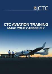 CTC Wings New Zealand Cadet Brochure