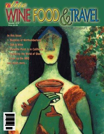 WINE - Elite Wine, Food & Travel