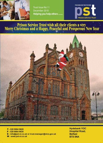 and PrusperougyNew Year - Prison Service Trust