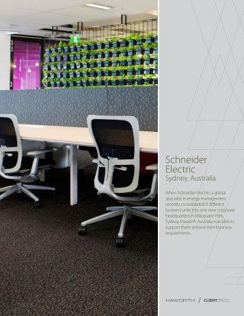 Schneider Electric Sydney, Australia