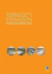 termiNAl 1 exPANSioN - Perth Airport