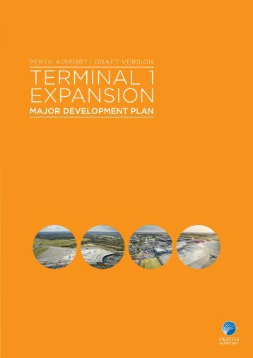 termiNAl 1 exPANSioN - Perth Airport