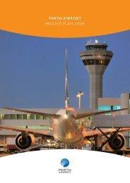 PERTH AIRPORT Master Plan 2009
