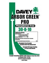 Arbor Green Pro Label 30-0-10 outlines.ai