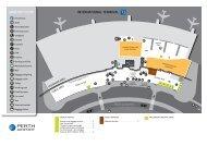 GROUND FLOOR INTERNATIONAL TERMINAL - Perth Airport