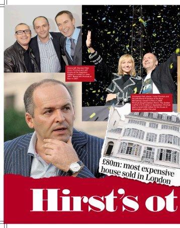 Hirst's ot - Mark Hollingsworth
