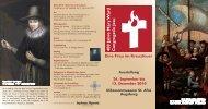 Flyer zur Ausstellung - Maria-Ward-Gymnasium Augsburg