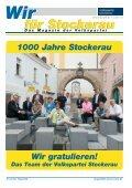für Stockerau Wir - VP Stockerau - Volkspartei Niederösterreich - Page 2