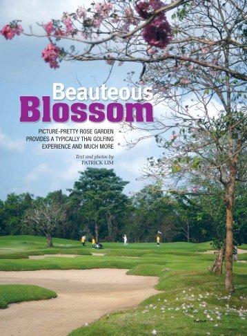 Par Golf Malaysia Rose Garden April2007