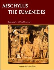 Eumenides - Aeschylus - eBooks4Greeks.gr