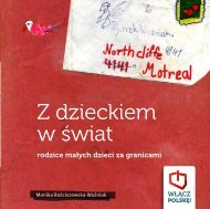 Z dzieckiem w świat – rodzice małych dzieci za - Polska Szkola