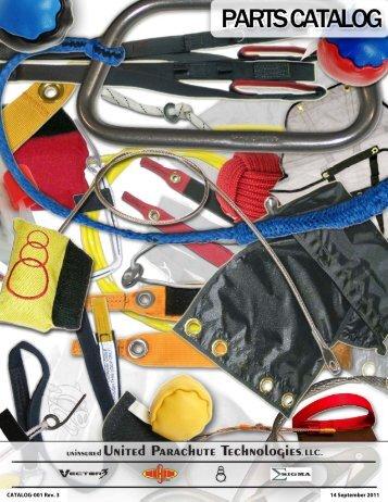 Parts Catalog - United Parachute Technologies