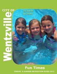 fitness programs - The City of Wentzville | Missouri
