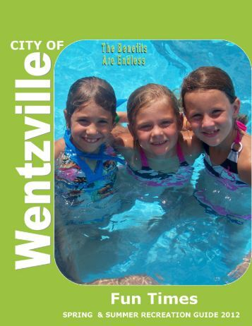 fitness programs - The City of Wentzville | Missouri