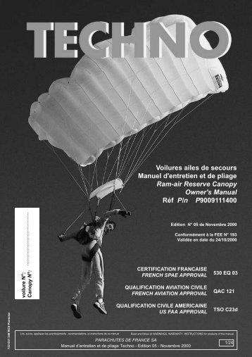 Télécharger (PDF, 738KB) - Fédération Française de Parachutisme