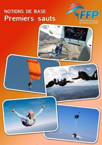 Livre 1er saut - Skydive Center