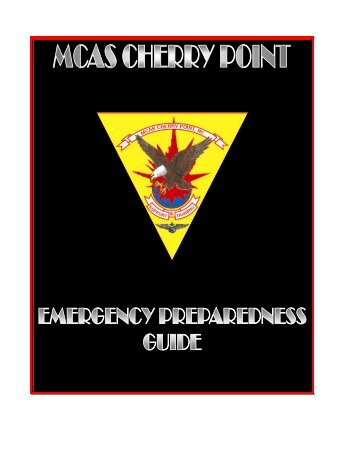 Mission Assurance Guide - MCAS Cherry Point - Marine Corps