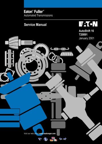 16-Speed AS Service Manual