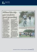 IN THE PRESS - Pacific Lutheran College - Page 3