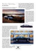 magazine - Bentley Drivers Club NSW - Page 6
