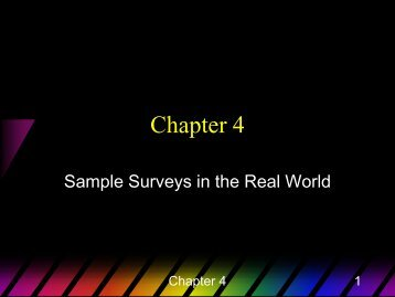 Chapter 4 ppt