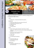 Corporate & Conferencing - Ipswich RSL - Page 5