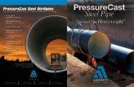 PressureCast Steel Attributes