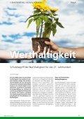 """Nachhaltig Wirtschaften, """"Werthaltigkeit"""" von Peter ... - redi-Group - Seite 2"""