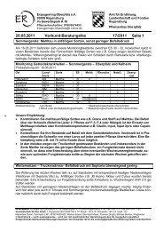 20.05.2011 Verbund-Beratungsfax 17/2011 Seite 1