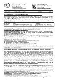 Erzeugerring Oberpfalz e.V. 93059 Regensburg Im Gewerbepark A ...