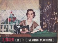 Singer electric 1951 Part A - Sew-Classic.com