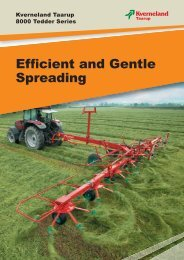 Efficient and Gentle Spreading