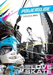 Powerslide Catalogue 2011