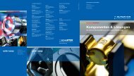 Komponenten & Lösungen - Schurter