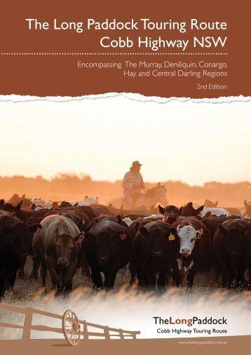 Itineraries (667kb PDF) - Long Paddock