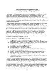 Joint Roadmap Press Release - NIKE, Inc. - The Journey