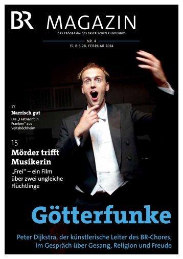BR-Magazin 04/2014