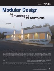 Modular Design - Modular Building Institute