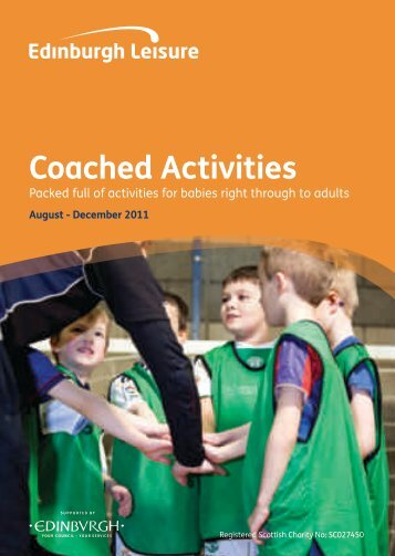 Coached Activities - Ch-change.com