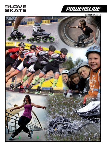 Powerslide Catalogue 2013