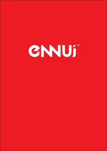 ENNUI Catalogue2013