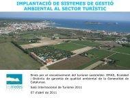 Implantació de sistemes de gestió ambiental al sector ... - Club EMAS