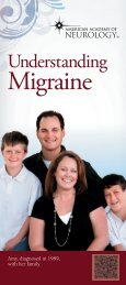 Migraine - American Academy of Neurology