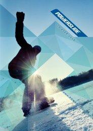 Powerslide Ice Catalogue 2014/2015