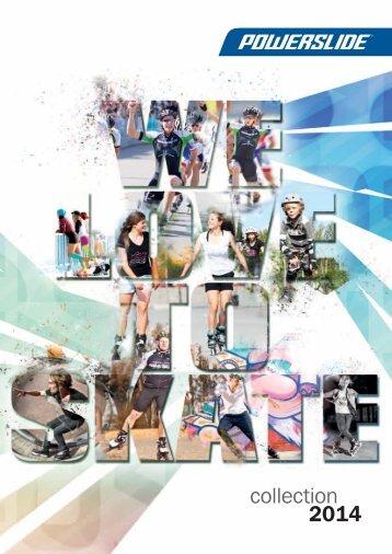 Powerslide Catalogue 2014
