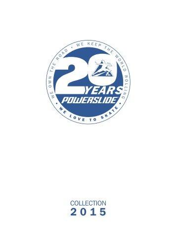 Powerslide Catalogue 2015